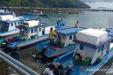 Bupati Sangihe serahkan belasan armada tangkap kepada  kelompok nelayan