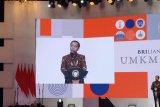 Presiden Jokowi ungkap ekspor Indonesia didominasi pengusaha besar