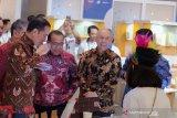 Presiden Jokowi buka UMKM Export BRIlianpreneur 2019 di Senayan