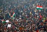 Modi panggil para menteri terkait protes undang-undang kewarganegaraan