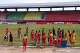 OK Jhon akui ada komunikasi  dengan klub Liga I Indonesia