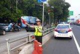PJR tilang lima truk bersumbu tiga