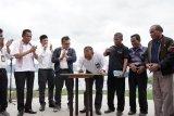 PT PLN Sumut beri bantuan pengembangan sarana wisata Desa Silalahi