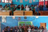 BNN Sultra mengajak pelajar di Konawe Kepulauan perangi narkoba