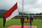Dandim 0310/SS pimpin upacara HBN, di Sijunjung