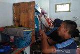 Tim gabungan Polisi dan BNNK razia Rutan Temanggung