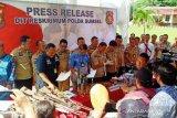 Polda Sumsel amankan  463 senjata api dari masyarakat