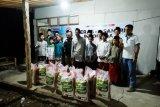 ACT distribusikan 1 ton beras untuk santri