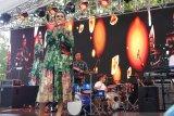 Penyanyi Andien: Hutan kota penting untuk menjaga kewarasan warga