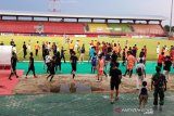 Persija Jakarta kalahkan Kalteng Putra 3-1 pada laga terakhir