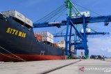 Makassar New Port memberi kontribusi pertumbuhan positif Pelindo IV