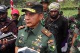 Danrem 174/ATW: Senpi TNI yang dibawa kabur warga Mappi sudah dikembalikan