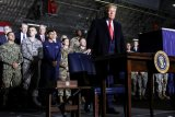 Trump: kesepakatan dagang dengan China