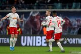 Liga Jerman -- Leipzig masuk libur musim dingin sebagai pemuncak klasemen