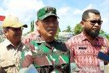 Menghadapi potensi bencana, TNI di Kalteng pastikan kesiapan pasukan dan peralatan