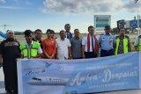 Rute baru dari Garuda Indonesia