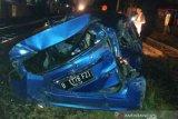 Terobos perlintasan tujuh warga tewas dihantam kereta Argo Parahyangan