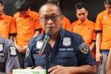 Polisi-Kemenkumham  akan razia lapas buru pengedar narkoba