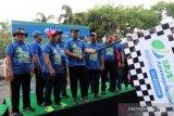 1.500 pekerja meriahkan Fun Walk BP Jamsostek cabang Makassar