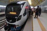 Jam operasional LRT Palembang ditambah saat malam Tahun Baru