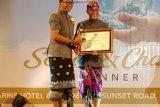 Ketua PHRI Kota Denpasar raih dua penghargaan,