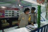 Kapolres Minut cek Pos Pelayanan Operasi Lilin