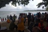 Pantai Carita Pandeglang mulai ramai pascabencana tsunami 2018