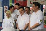 Menteri ESDM : Peluncuran B30 untuk perkenalan