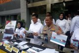 Gaji tiga bulan tak dibayar,  tiga WNI nekat bawa kabur kapal Malaysia