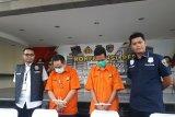Polisi tangkap  dua penipu bermodus penerimaan pegawai PT KAI