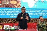 Hasto sebut keputusan Presiden Jokowi bentuk Badan Riset jadi momentum positif