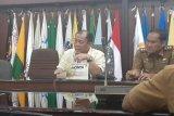 Sedikitnya 705 karateka akan bertarung di Kerjurnas Karate Lampung Open
