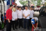 Presiden  Jokowi targetkan peremajaan kebun sawit capai 500.000 ha