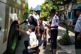 Dishub Kulon Progo periksa kelaikan bus  masuk Terminal Wates
