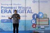 BI Gorontalo gandeng Coolturnesia edukasi dan promosi wisata era digital di Olele
