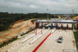 Sebanyak 40.518 kendaraan lalui Tol Pekanbaru-Dumai seksi 1 selama libur Nataru