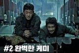 Film 'Ashfall' ditonton lebih dari tujuh juta penonton di Korea Selatan