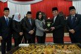 Pembahasan RAPBD  Sumatera Selatan diserahkan ke Kemendagri