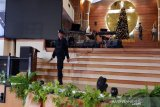 Tim Jibom sterilisasi sejumlah gereja jelang Natal