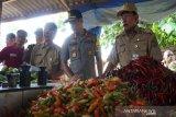Polresta Pekalongan sidak sejumlah pasar antisipasi penimbunan sembako