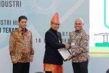Semen Gresik Raih Penghargaan Industri Hijau dan Sertifikasi Industri Hijau (bagian pertama)
