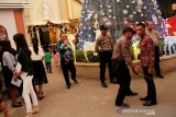 Pengamanan perayaan Natal