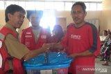 PMI salurkan ribuan paket bantuan untuk penghuni huntara di Palu