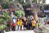 Objek wisata  Goa Kelambit di Baturaja siap menyambut wisatawan