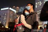 Ratusan pengunjuk rasa Hong Kong ditangkap dalam aksi Tahun Baru