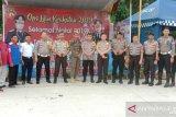 Polres Mesuji Lampung patroli dan jaga ketat perbatasan