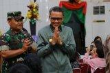 Gubernur Sulsel silaturahim bersama Forkopimda persiapan Natal -Tahun Baru