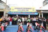 Lima posko pengamanan didirikan di Jalinpantim Lampung Timur
