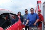 Stok BBM di Kalimantan cukup