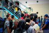 Penumpang di Pelabuhan Sampit meningkat jelang Natal